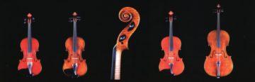 Jay Haide(ジェイハイダ) バイオリンの販売 お薦め 初心者セット バイオリン ヴィオラ チェロの画像