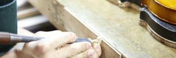 弦楽器専門店の楽器メンテナンス 修理 修復 料金表|ミュージックプラザ工房の画像