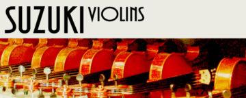 鈴木バイオリンの販売|お薦め 初心者セット バイオリン ヴィオラ チェロの画像