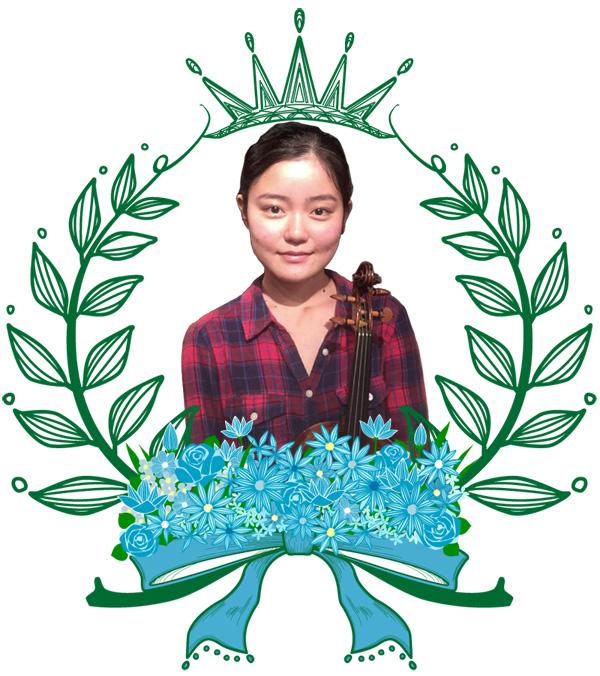 2017年度日本音楽コンクール優勝者 大関万結