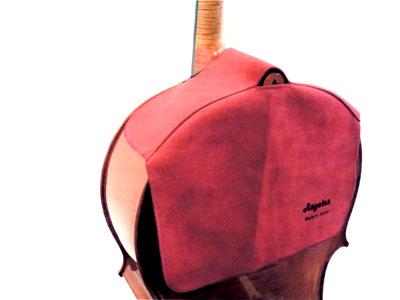 チェロ専用胸当てカバー・チェロ用チェストパッド