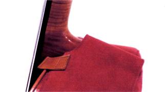 チェロ用チェストパッド(胸当てカバー)