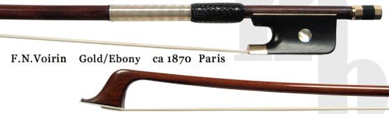 F.N.Voirin_vc.jpg(F・N・ボワラン)のオールド・チェロの弓