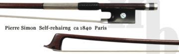 オールドフレンチ 弓の販売|バイオリン ヴィオラ チェロの画像