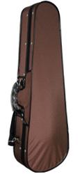 アルファ社 ヴィオラケースの販売#300 三角型 茶色ケース