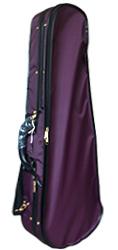 アルファ社 ヴィオラケースの販売#350 濃紫色ケース