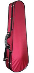 アルファ社 ヴィオラケースの販売#300 三角型 赤色ケース