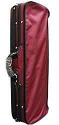 アルファ社 ヴィオラケースの販売#500 赤色ケース
