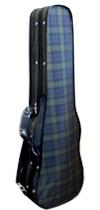 アルファ社 バイオリンケースの販売#150 緑チェック