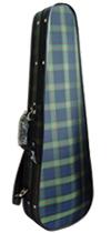 アルファ社 バイオリンケースの販売#230 緑チェック