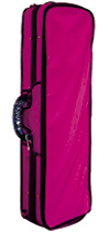 アルファ社 バイオリンケースの販売#350 ショッキングピンクケース