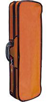 アルファ社 バイオリンケースの販売#350 オレンジ色ケース