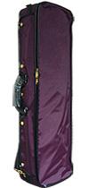 アルファ社 バイオリンケースの販売#350 紫色ケース