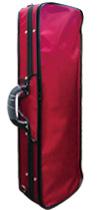 アルファ社 バイオリンケースの販売#350 赤色ケース