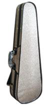 アルファ社 バイオリンケースの販売#230 根強い人気のシルバー