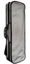 アルファ社 バイオリンケースの販売#350 根強い人気のシルバー