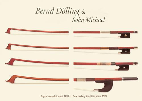新作ドイツ Bernd Dölling(ベルント・デーリンク)弓の販売