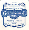 Golden Spiral SOLO バイオリン弦