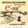 thomastik E-program48 E線 バイオリン弦